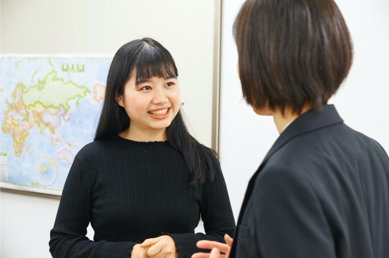日本人との交流の場、コミュニケーションの場を提供イメージ